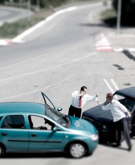 Verkehrsunfall Unfallschaden